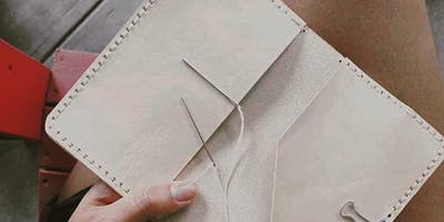 Leather Journal Workshop at FETCH
