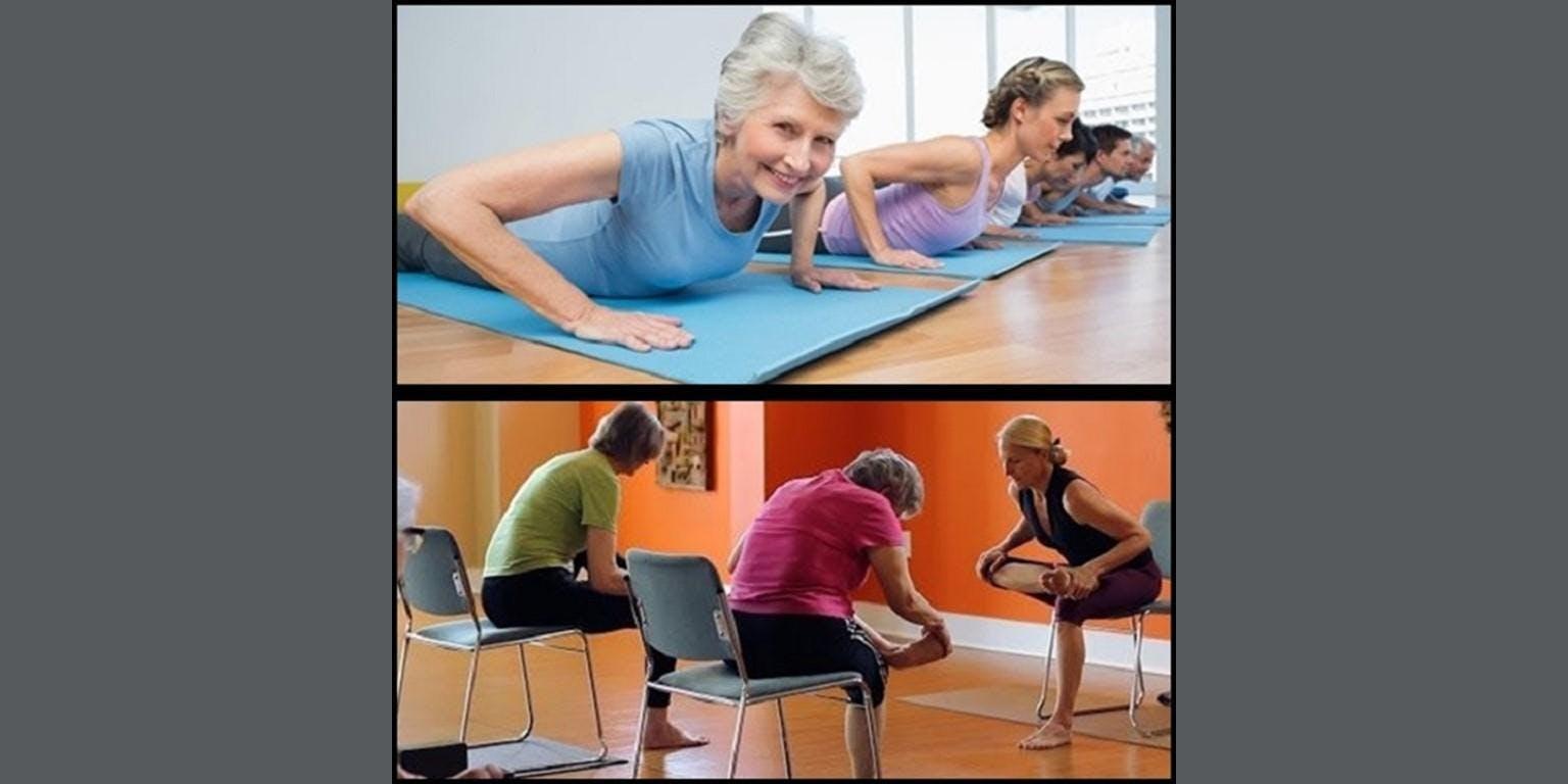 Yoga, Pilates & Fellowship with Karen Blank - Winter 2019