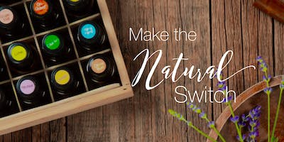Make The NATURAL SWITCH! Ditch the Chemicals & Improve Your Wellness