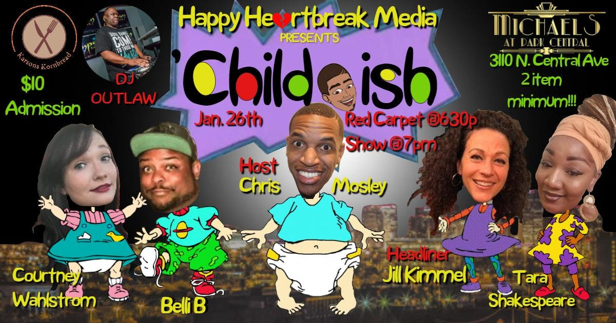 Chris Mosley presents: Childish (comedy show)