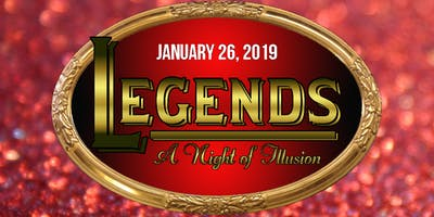 Legends A Night of Illusions