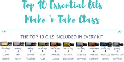 Top 10 Essential Oil Make \