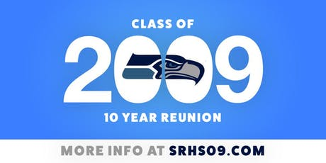 South River High School Class of 2009 - 10 Year Reunion tickets