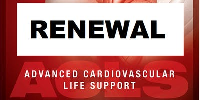 AHA PALS Renewal April 1, 2019 (INCLUDES the New 2015 Provider Manual and FREE BLS!) Colorado Springs, CO