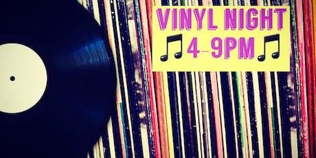 Vinyl Night tickets