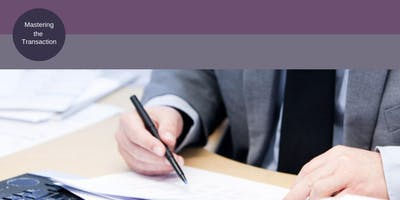 SDMLS Training - CRS Tax Advanced