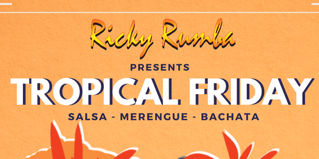 Tropical Friday tickets