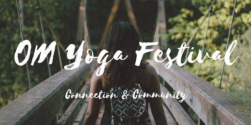 OM Yoga Festival