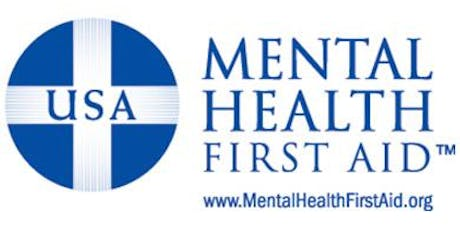 Mental Health First Aid-Veterans - September 10, 2019 tickets