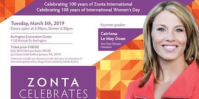 ZONTA Celebrates International Women\