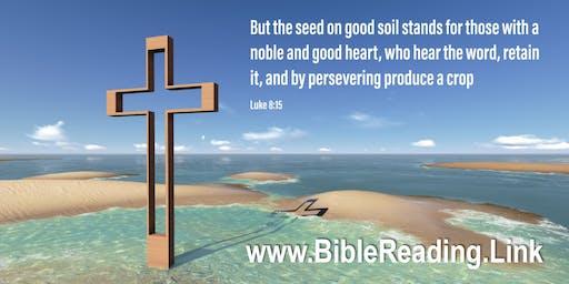 Bible Reading 2019