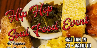 Hip Hop Rap / R&B Soulfood Event