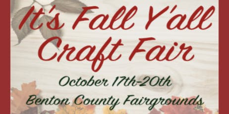 It's Fall Y'all Craft Fair