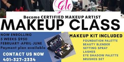 Makeup Artist/5 Weeks Certicate Program