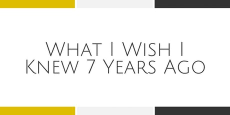 What I Wish I Knew 7 Years Ago - Dulles tickets