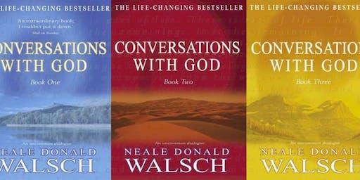 《与神对话》多伦多读书会