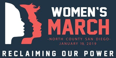 Bus tickets to San Diego Women's March 2019