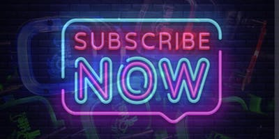 SUBSCRIBE (FREE) TO CARIBBEAN QUIET EVENTS EMAIL LIST