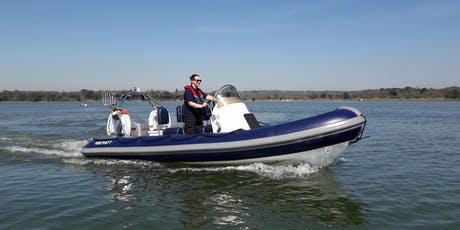 RYA Powerboat Level 2 Course - Autumn 2019 Course Dates -1 Person Joining other Students tickets