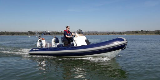 RYA Powerboat Level 2 Course - Autumn 2019 Course Dates -1 Person Joining other Students