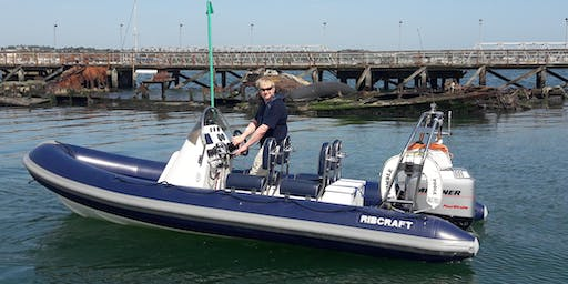 Powerboat Level 2 Course - Course for 2 People with Dedicated Instructor