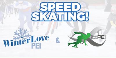 WinterLove 101: KIDS Speed Skating!