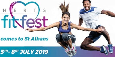 Herts Fit Fest 2019: 3 Day, 3 Night - Boutique Fitness Festival