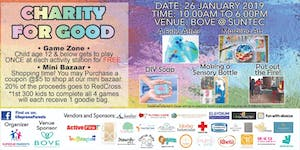 Charity Bazaar for Good- and games for kids