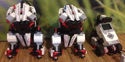 CoderDojo Kennemerwaard - Lego Mindstorms