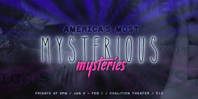 America's Most Mysterious Mysteries