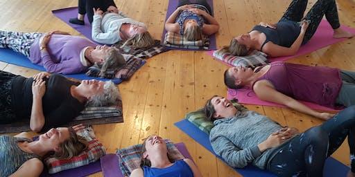 Laughter & Yoga Workshop