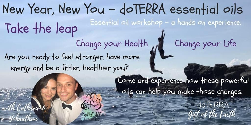 Oxford - New Year, New You - doTERRA Essentia