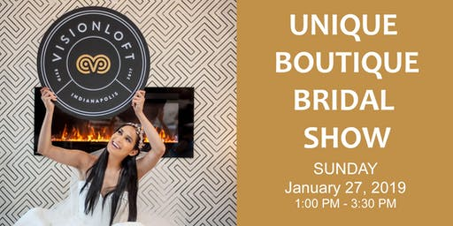 Unique Boutlque Bridal Show