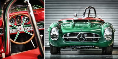 Introduction to Automotive Photography at the Petersen Museum with Joe and Mirta Barnet