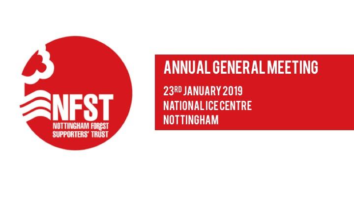 Nottingham Forest Supporters' Trust AGM - 201