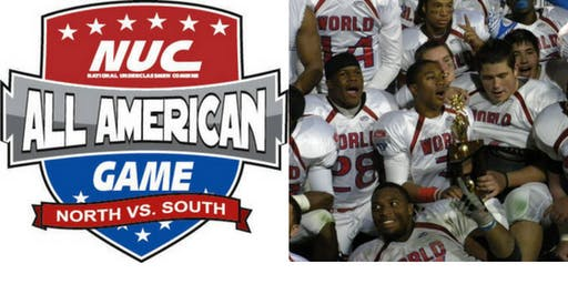 NUC All American Game Day Entrance Panama City Beach, Florida 2019