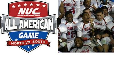 NUC All American Week Elite Quarterback Camp and Challenge & WR SuperCamp Registration 2019