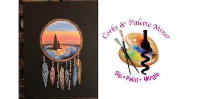 Paint & Chill DEEP SUNRISE