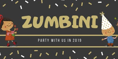Copy of Party in Your PJ's: ZUMBINI DEMO CLASS
