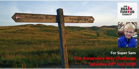 The Annandale Way Challenge for Super Sam tickets