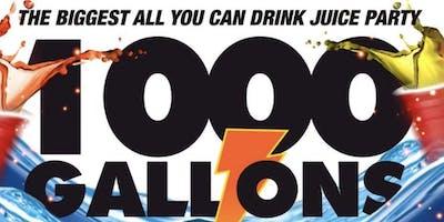 1000 Gallons At Bajas