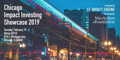 Chicago Impact Investing Showcase 2019