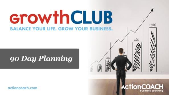 GrowthCLUB Quarterly Planning Workshop
