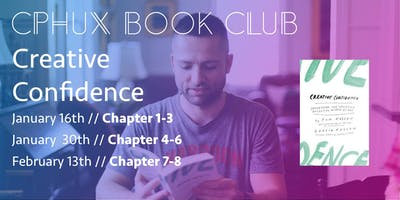 Creative Confidence // CPHUX Book Club