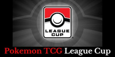 Pokemon Trading Card Game League Cup