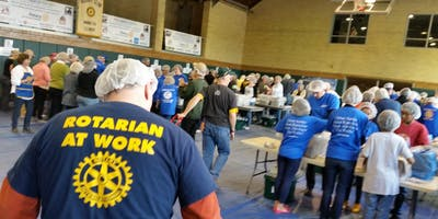 Kids Against Hunger Food Packing 2019- 100,000 Meals for the Hungry