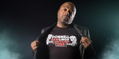 Comedian Donnell Rawlings live stand up comedy in Naples, Florida