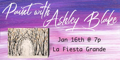 Paint with Ashley Blake