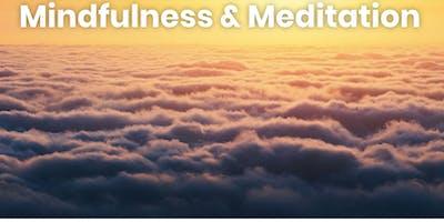 Mindfulness Meditation 6-Week UCLA MAPs1 Course - Hilde Gallery