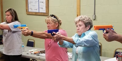 Ladies Night At The Range. 2hours of Firearms Training For $20